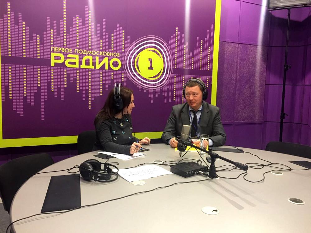 Руководитель Госжилинспекции Московской области Вадим Соков ответил на вопросы жителей Подмосковья в прямом эфире «Радио 1»!